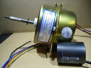 Lüftermotor Ventilatormotor Motor mit Kondensator 45W 220V 50Hz