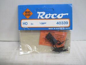 Roco H0 40339 Kurzkupplung Nachrüstsatz 2 Stück m.OVP WZ2626