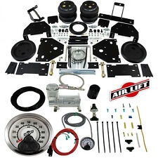 Air Lift LoadLifter 7500XL Air Bags & Compressor for 17-19 Ford F250 F350 4x4