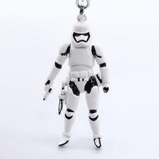 New Star Wars Stormtroopers Figures Metal  Keychain #6