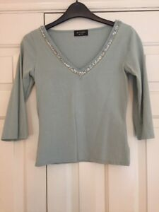 Ladies Top Size 6 Petite From Principles