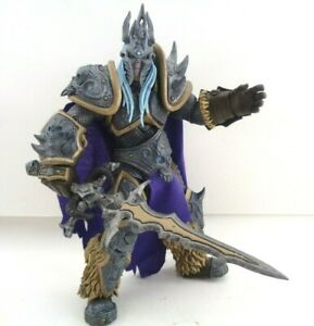 """NECA Heroes of the Storm Arthas Lich King Figure Blizzard World of Warcraft 7"""""""