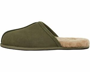 UGG Men's SCUFF Casual Comfort Suede Slip On Slippers BURNT OLIVE 1101111