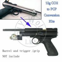 12g CO2 Pump to PCP Conversion KIT for Crosman Pistol 1377 1322 2240 2250 MYOT