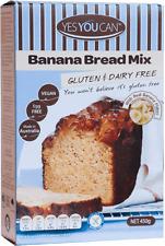 YesYouCan Banana Bread Baking Mix