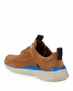 Cole Haan Grandsport Suede Trainer Sneakers