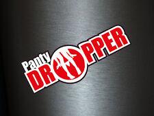 1 x Aufkleber Panty Dropper Sexy Sex Sticker Tuning Shocker Autoaufkleber Fun