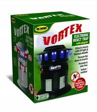 Vortex Electronic Insect Trap Mosquito Killer CO2 Attacts Indoor Outdoor AC adap