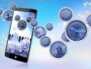 DOCOMO LG DM-01G DISNEY SWAROVSKI ANDROID 4G LTE UNLOCKEDCELLPHONE