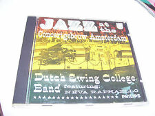 The Dutch swing college band - Jazz At Concertgebouw Amsterdam RARE CD PHILIPS