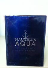 NAUTILUS AQUA 3.3 OZ / 100 ML MEN'S AFTER SHAVE NIB