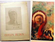 ODILON REDON/CATALOGUE GALERIE KRUGIER/SUITES N°13/1967/2000 EXEMPLAIRES