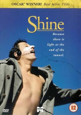 Shine 1996 DVD Australian Movie Geoffrey Rush