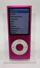Apple Ipod Nano 4. Generation Pink Pink 8GB 4G 4th Used #97 RAR