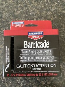 Birchwood Barricade Rust Protection for Firearms Tag Alongs Pack of 25 33025