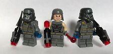 Lego Piezas Originales-Star Wars - 3 figuras-Shadow soldados de asalto Personalizado