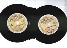 A Records Single 45 RPM Speed Vinyl Records
