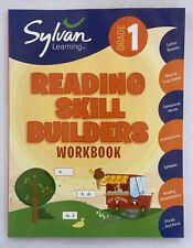 Reading Skill Builders - Sylvan Workbook Grade 1
