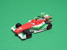 Francesco Bernoulli WGP Voiture course F1 Cars Disney Pixar Mattel métal diecast