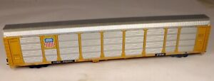 Walthers #932-4808 89' Enclosed Auto Carrier UP #942284 1/87 HO Scale