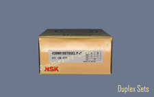 Nsk 45bnr10stduel P4y Super Precision High Speed Spindle Bearings Set Of Two