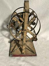 Antique Tin Wind Up Ferris Wheel Musical Toy