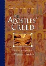 The Apostles' Creed (Barclay Pocket Guides) by Barclay, William, Good Book