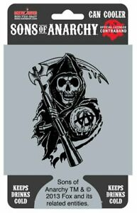Sons of Anarchy Can and Bottle Cooler Reaper
