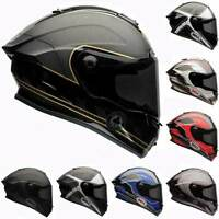 Bell Race Star Track Sports Full Face Motorcycle Helmet | All Colours & Sizes