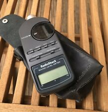 Vintage Radio Shack Realistic Sound Level Meter Model #33-2050