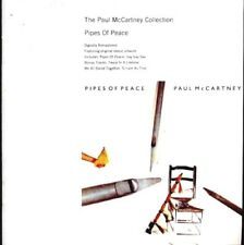 The Paul McCartney Collection-Pipes Of Peace [Remastering CD+Bonus] NEW