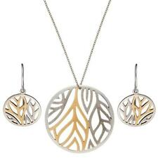 Gold Sterling Silver Fine Jewellery Sets