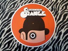 CLOCKWORK ORANGE  TURNTABLE (RECORD PLAYER) SLIPMAT.