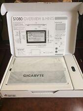 GIGABYTE TABLET NOTEBOOK S1080 10.1 IN INTEL 1.66GHz  320GB, 2GBDDR3 Wi-Fi + 3G