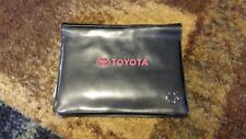 2011 TOYOTA CAMRY OWNER'S MANUAL AND CASE FREE SHIPPING