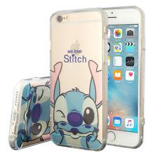 Coque Housse Silicone TPU Ultra-Fine Dessin Stitch pour Apple iPhone 6/ 6s