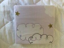 Dunelm Sleepytime Lilac Oxford Pillowcase