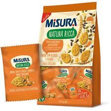 Snack Croustillante Nature Riche Crackers 7 X 32 Gr Avoine Graines de Citrouille