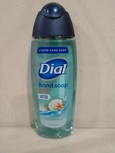 Lot Of 12 new Dial Limited Edition tropical breeze Liquid Hand Soaps 8.5OZ