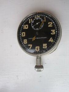 WW2 Belgium Military Vehicle Clock/Watch