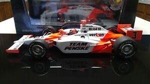 2009 Helio Castroneves  INDY 500 WINNER CART IRL Indycar 1:18 Greenlight Penske