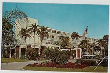 Bradenton Manor FL Florida Presbyterian Retirement Home Vintage Postcard