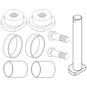50291003 New Basic Front Axle Overhaul Kit Made Fits Case-IH Tractor Models 766