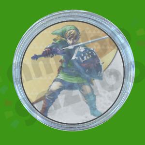 Link Skyward Sword   Amiibo COIN for The Legend of Zelda: Breath of the Wild