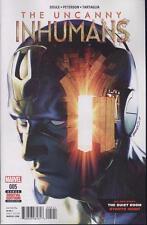 Uncanny Inhumans #5   NEW!!!