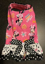 nwot Minnie mouse dog harness