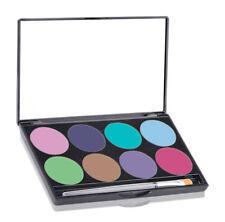 Mehron Paradise Makeup 8-Color Face Paint Palette (Pastel)
