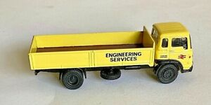 MINT EFE OO GAUGE 1:76 SCALE BEDFORD TK BR ENGINEERING SERVICES FLATBED LORRY