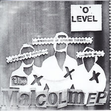 """O Level-The Malcolm EP 7"""" RE of 1978 UK D.I.Y. Punk classic!"""