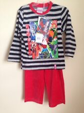 NEW ULTIMATE SPIDERMAN 2-pc Set Pajamas Lounge Cotton Pants Sleepwear  Boys 3T